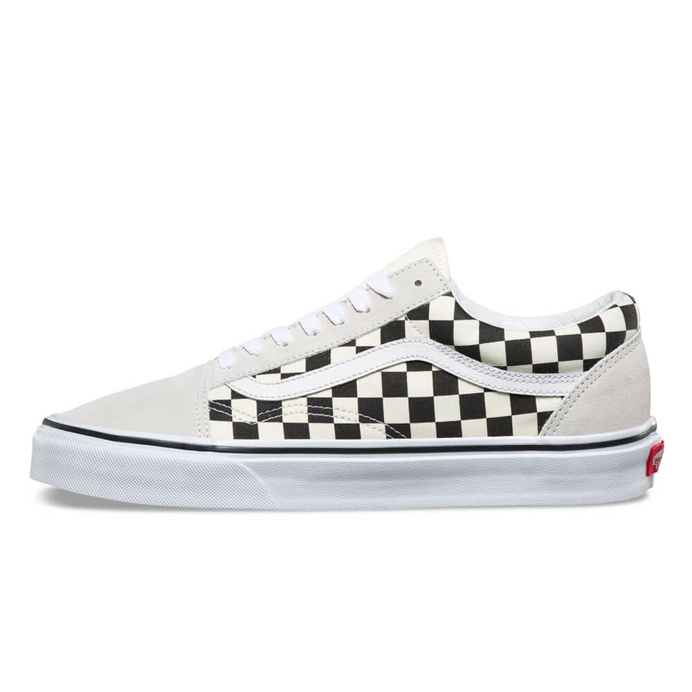 Tênis Vans Old Skool (Checkerboard)