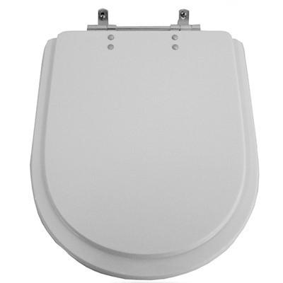 Assento Polimec Quadra Branco Policlass