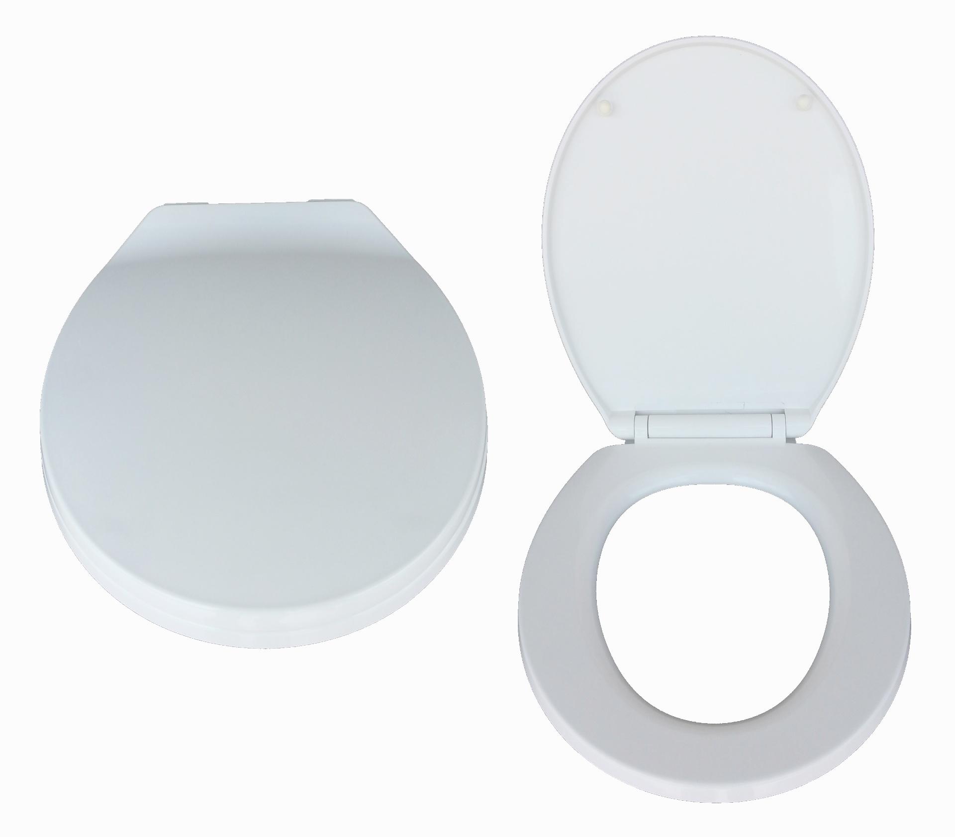 Assento Sanitário Soft Close Branco YDA-018 Casa OK