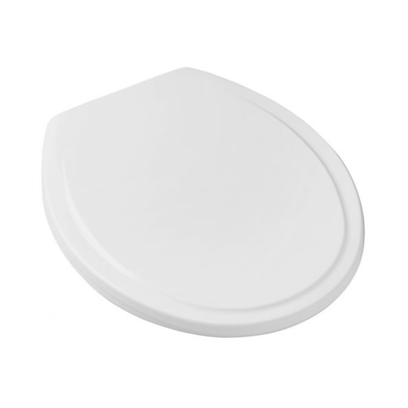 Assento Sanitário Universal Polipropileno Eco Branco Roca