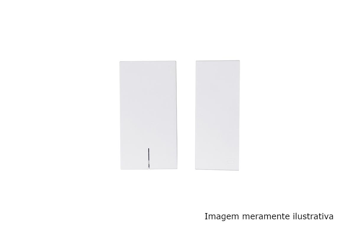 Balizador Sobrepor Risk IP65 3000K 3W Bivolt Branco Stella