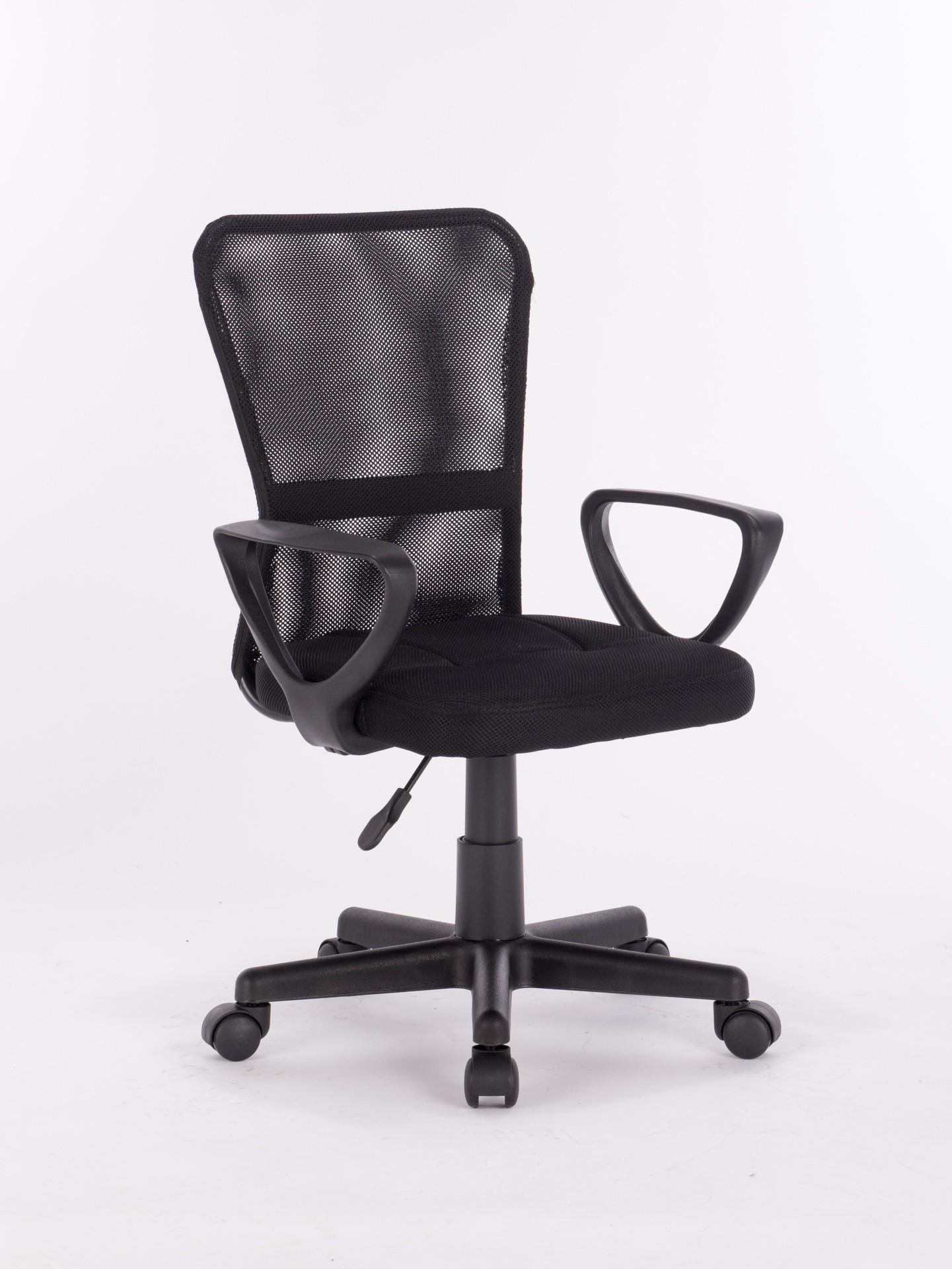 Cadeira de Escritório Executiva SP6100NR Casa OK