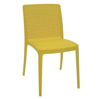 Cadeira Isabelle 92150/000 Amarelo Tramontina