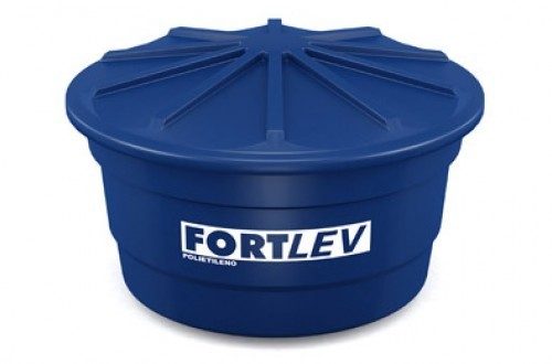Caixa D'Água Polietileno 2.000 Litros Fortlev