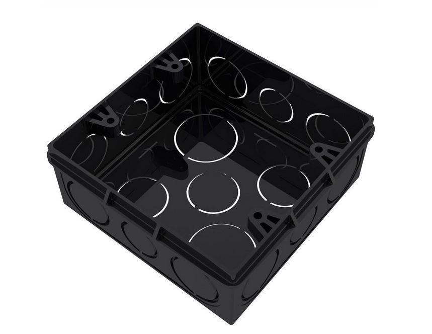 Caixa Luz Eletrodo Roscável 4x4 Amanco Wavin