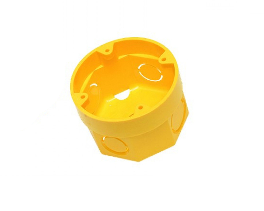 Caixa Luz Octogonal Eletroduto Flexível 3x3 Amanco Wavin