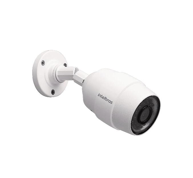 Câmera de Segurança com WI-FI HD IC5 Branco Intelbras