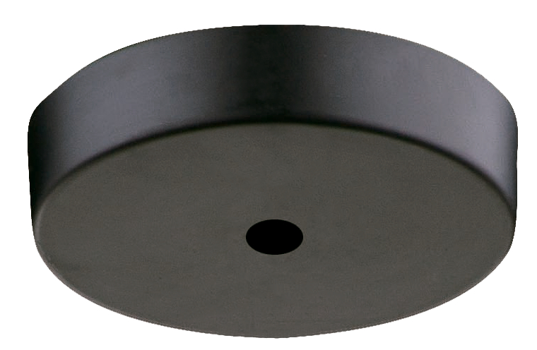 Canopla para Pendente SD8597 Preto Fosco Stella