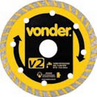 Disco de Corte Diamantado V2 110mm Vonder