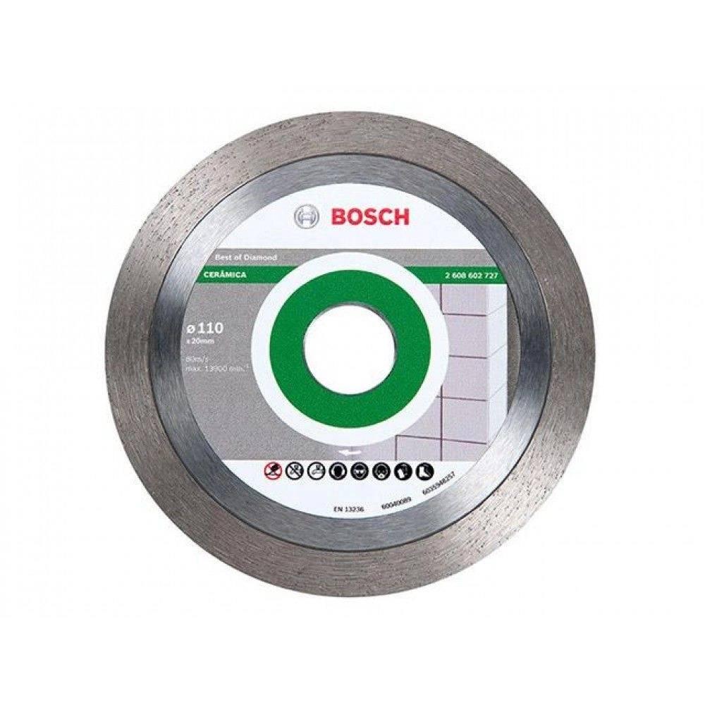 Disco Diamantado FPP Contínuo 110x20mm Bosch