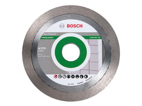 Disco Diamantado FPP Contínuo Porcelanato 110x20mm Bosch
