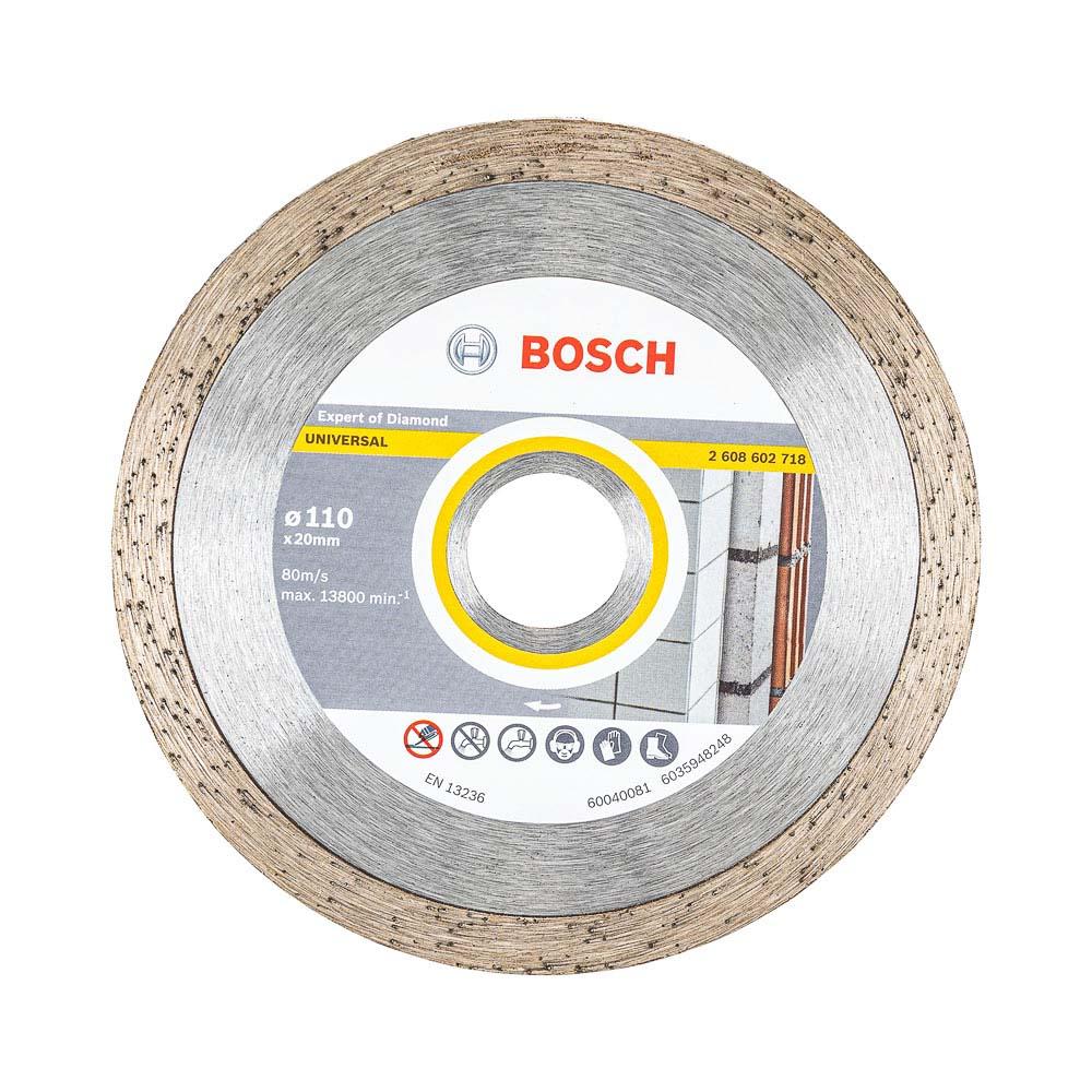 Disco Diamantado Up Contínup 110x20mm Bosch