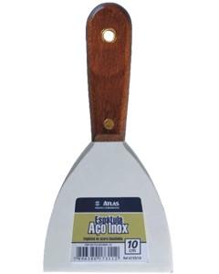 Espátula de Aço Inox 6155/16 10,2cm Atlas