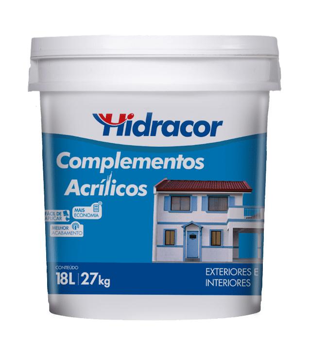 Fundo Preparador Paredes 3,6 Litros Hidracor