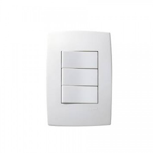 Interruptor 2 Simples + Paralelo 613101 Plus Pial