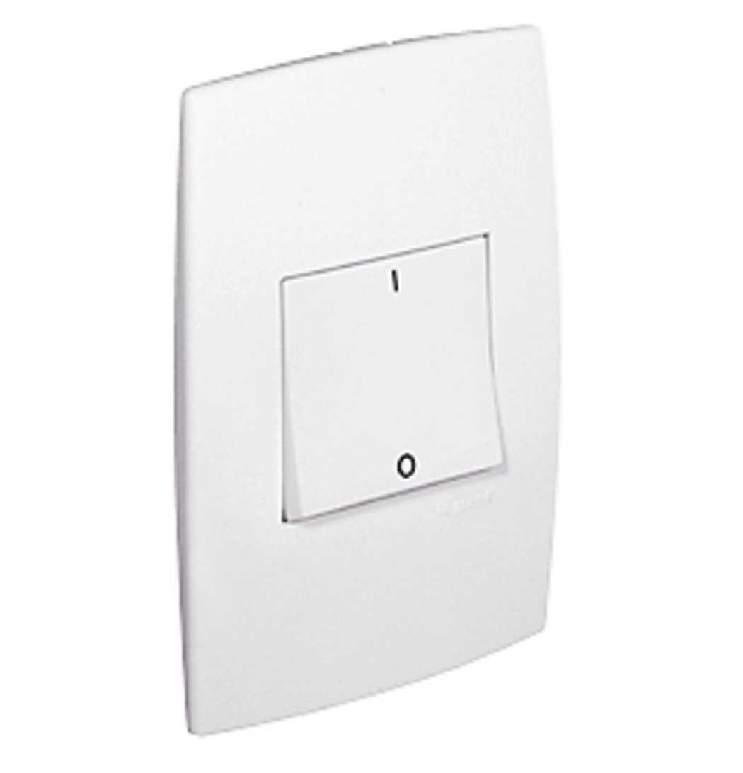 Interruptor Bipolar Simples 612116 25A Plus Pial