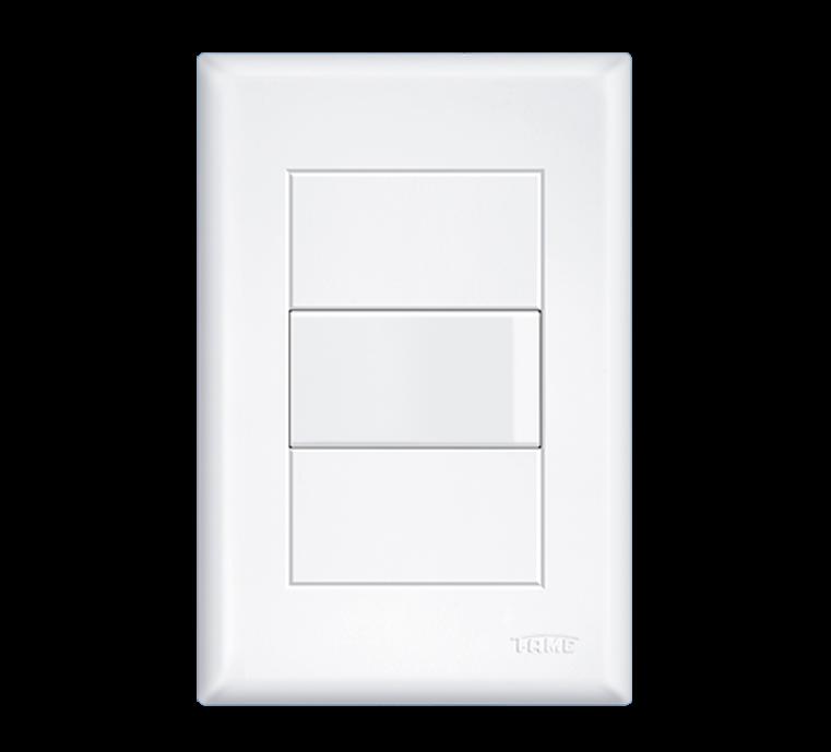 Interruptor Evidence Simples 16A 250V 10128964 Fame