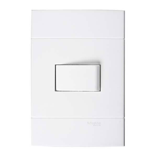Interruptor Paralelo Lunare 44021 4x2 Branco Schneider