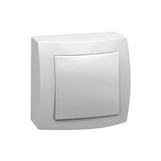 Interruptor Paralelo Lunare Decor 044021 4x2 Branco Schneider
