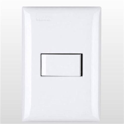 Interruptor Paralelo M5A03 Thesi Up Branco Pial