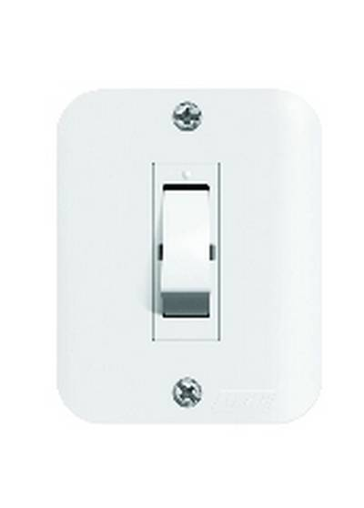 Interruptor Simples 10A Jeri 2412 Romazi