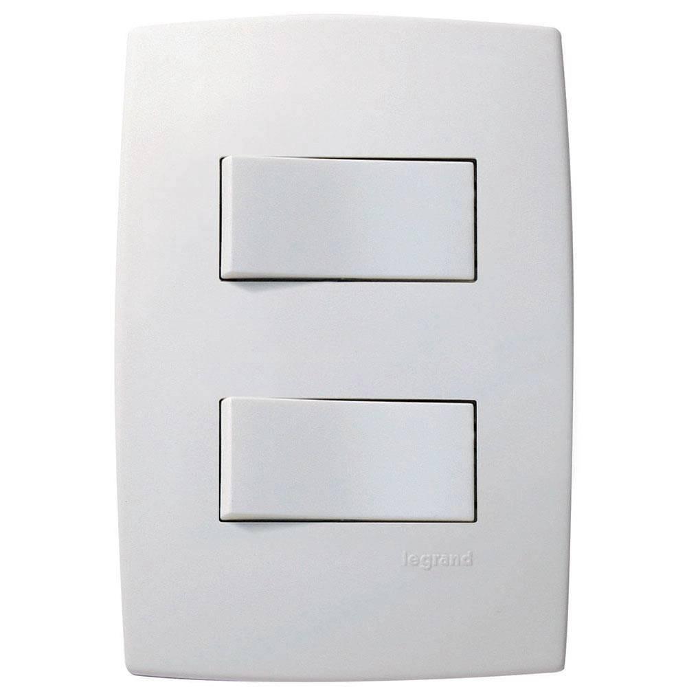 Interruptor Simples + Paralelo 612101 Plus Pial