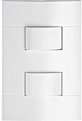 Interruptor Simples + Paralelo Lunare 440011 4x2 Schneider