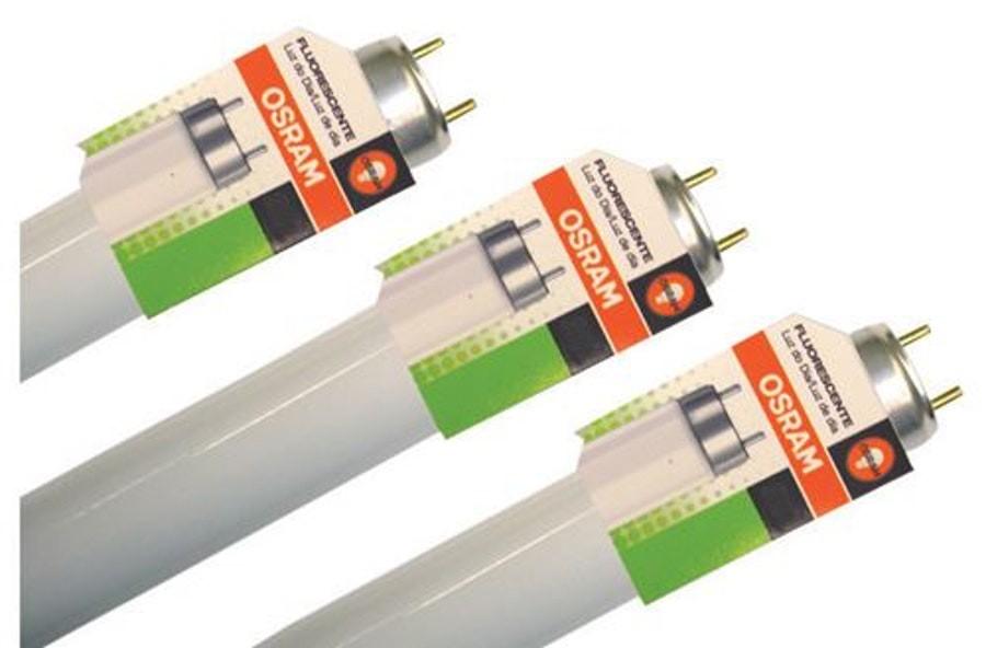 Lâmpada Fluor T10 20W LDE Osram