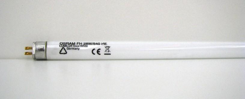 Lâmpada Fluor T5 Smartlux 28W/840 20x1 Osram