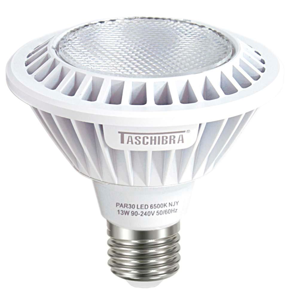 Lâmpada Led PAR30 13W 6500K E27 15586 Taschibra
