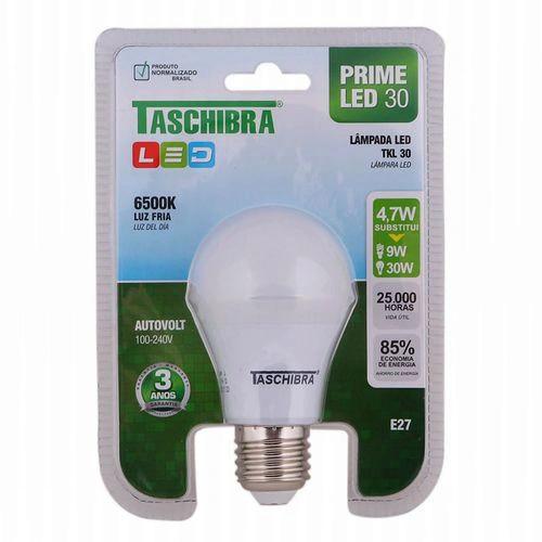 Lâmpada Led TKL 30 4,7W/4,9W 6500K 17266 Taschibra