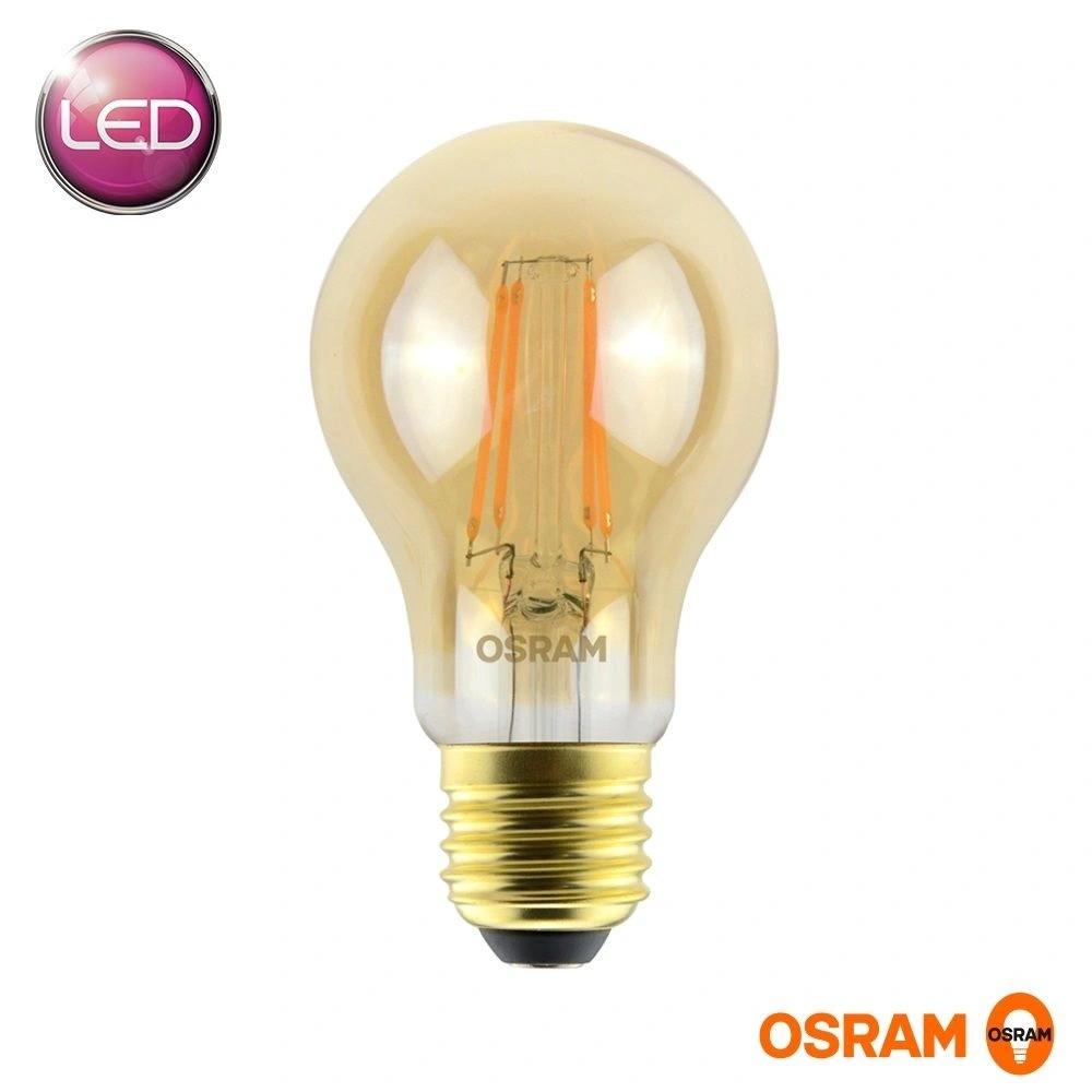 Lâmpada Led Vintage CLA40 5.5W 2500K E27 Bivolt Osram