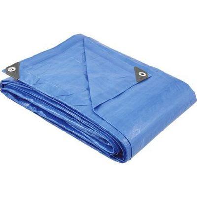 Lona Polietileno 4x4m Azul Vonder Vonder