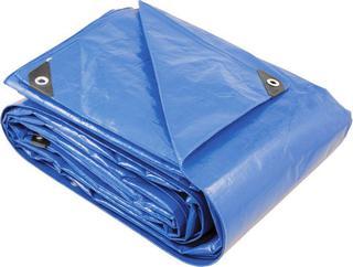 Lona Polietileno 5x3m Azul Vonder Vonder