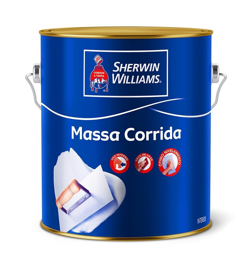 Massa Corrida Metalatex 3,6 Litros Sherwin Williams