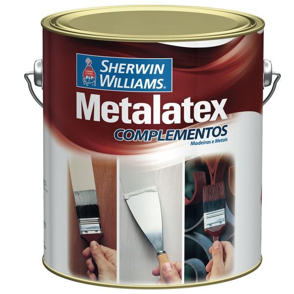Massa Niveladora Metalatex Eco 3,6 Litros Sherwin Wiliams