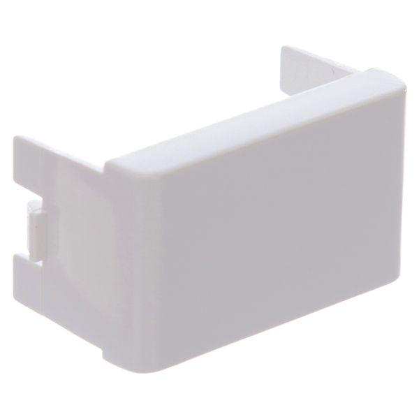 Módulo Cego 1 Módulo 2 Peças PRM4801 Branco Schneider