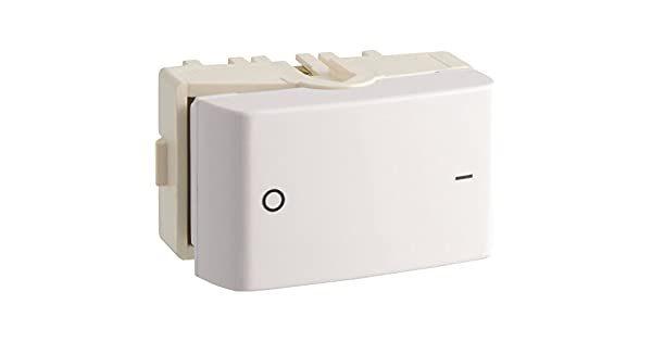 Módulo Interruptor Bipolar 25A Decor 0450151 Branco Schneider