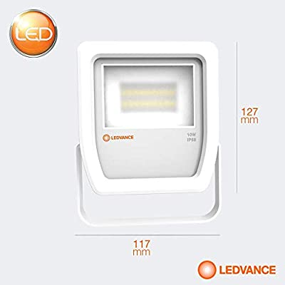 Projetor Led 10W 830 Ledvance Floodlight Bivolt Osram