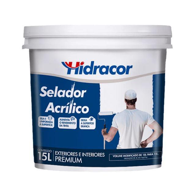 Selador Acrílico 15L Hidracor