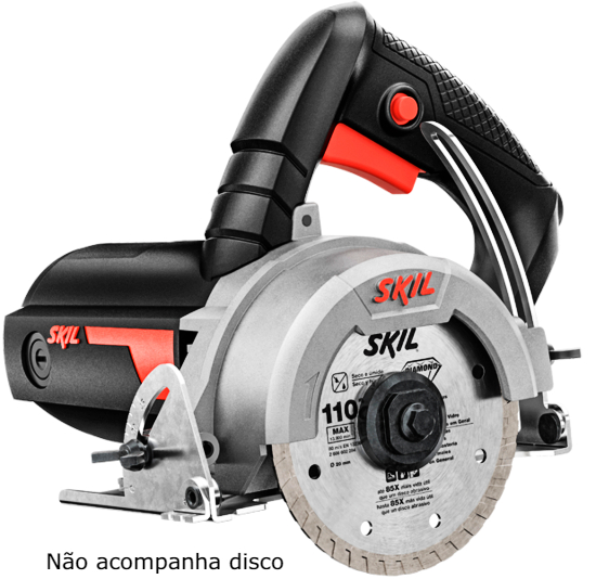Serra Mármore F0129815JD 1200W 220V Skil