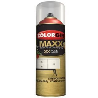 Spray Cover Maxx Uso Geral 400ml Black Power Preto Colorgin