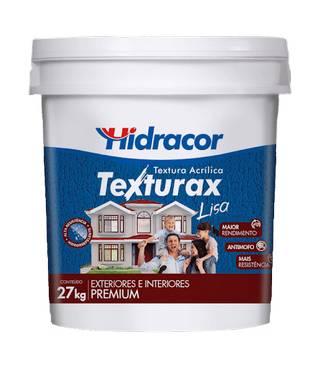 Textura Texturax Lisa 18 Litros/27kg Palha Hidracor