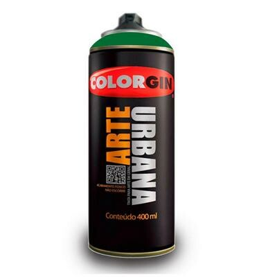 Tinta Spray Arte Urbana Verde Bandeira Sherwin Willians