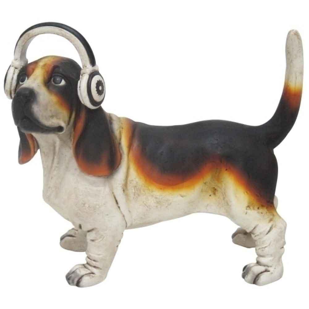 Cachorro em Resina Pequeno