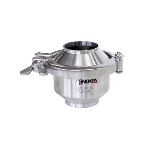 Válvula Retenção Inox - Solda - 316L - EPDM