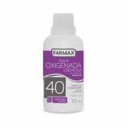 AGUA OXIGENADA CREME FARMAX 70ML 40V 648
