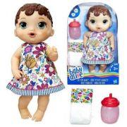 BONECA BABY ALIVE HORA DO XIXI E0499