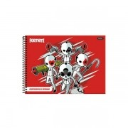 CADERNO CARTOG CD FORTNITE 96F 6426