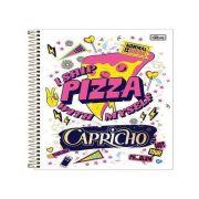 CADERNO CAPA DURA CAPRICHO 10X1 200 FOLHAS 137707